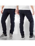 G-Star Skinny Jeans 3301 Deconstructed blau
