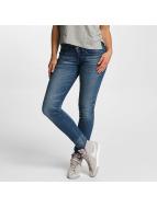 G-Star Skinny Jeans Lynn Frakto Superstretch Mid blau