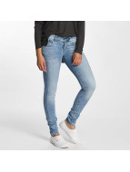 G-Star Skinny Jeans Lynn Brantley Stretch Denim Mid blue
