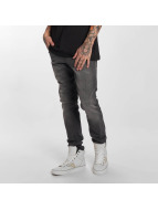 G-Star Slim Fit Jeans Revend Super серый