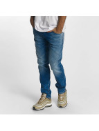 G-Star Slim Fit Jeans 3301 синий
