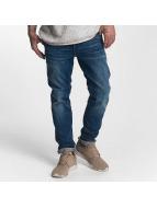 G-Star Slim Fit Jeans 3301 RL blauw
