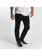 G-Star Slim Fit Jeans 3301 zwart