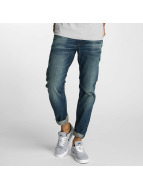 G-Star Straight fit jeans 3301 Higa blauw