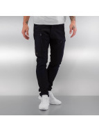 G-Star Straight fit jeans Powel Super Slim Visor zwart