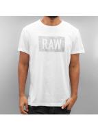 G-Star T-Shirt Crostan blanc