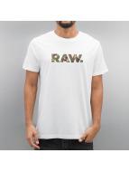 G-Star T-Shirt Mattow Youn blanc