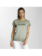 G-Star T-Shirt Epzim Straight Youn Jersey green
