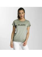 G-Star T-Shirt Epzim Straight Youn Jersey grün