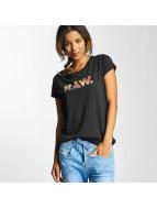 G-Star T-Shirt Rovi Straight Lyon schwarz