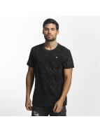 G-Star t-shirt Classic Hoc Compact Jersey zwart