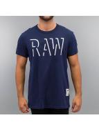 G-Star T-Shirty Oimin niebieski