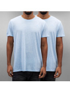 G-Star T-Shirty Base 2er Pack niebieski