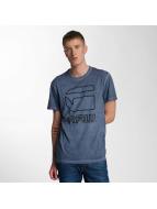 G-Star T-skjorter Nact Youn blå