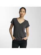 G-Star T-skjorter NolaStraight Zidade Slub Jersey OD Granddad grå