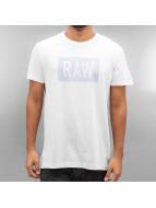 G-Star T-skjorter Crostan hvit