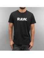 G-Star T-skjorter Mattow Youn svart