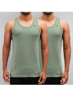 G-Star Tank Tops Base Doppelpack grün