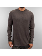 G-Star Tröjor Core Straight Knit brun