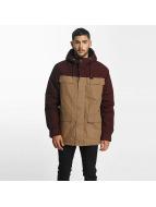 Globe Зимняя куртка Goodstock Blocked коричневый