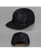 Globe 5 Panel Caps Hartford negro