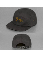Globe 5 Panel Caps Longmore nero