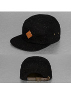 Globe 5 Panel Caps Hartford schwarz