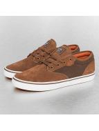 Motley Sneakers Brown/Ch...
