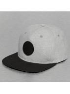 Globe snapback cap Argyle grijs