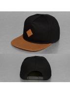 Globe Snapback Cap Gladstone schwarz