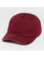 Globe Snapback Caps Myles czerwony