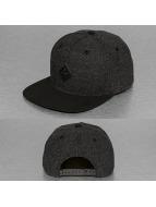 Globe Snapback Caps Gladstone grå