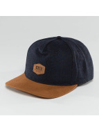 Globe Snapback Caps Woodford indygo