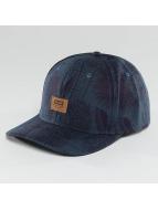 Globe Snapback Caps Stanley 6 Panel niebieski