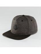 Globe Snapback Caps Gladstone szary