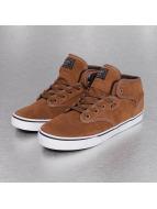 Globe Sneaker Motley Mid marrone