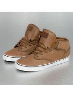 Globe Sneakers Motley Mid kahverengi
