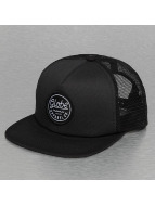 Globe trucker cap Expedition zwart