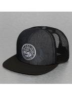 Globe trucker cap Roycroft zwart