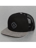 Globe trucker cap Calder zwart