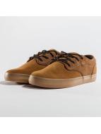 Globe Zapatillas de deporte Motley marrón
