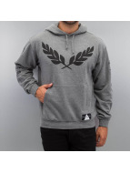 Gods & Generals Sweat à capuche Rank gris