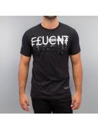 Gods & Generals t-shirt Fluent zwart