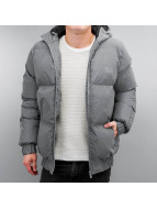 Grimey Wear Зимняя куртка Fire Eater серый