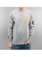 Grimey Wear Пуловер Wear X Years серый