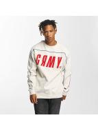 Grimey Wear Пуловер The Payback серый