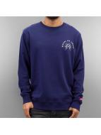 Grimey Wear Пуловер Mist Blues синий