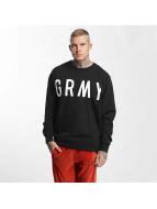 Grimey Wear Пуловер Infamous Heritage черный