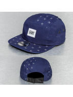 Grimey Wear 5 Panel Caps T.R.I.B.E blau