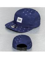 Grimey Wear 5 Panel Caps T.R.I.B.E bleu